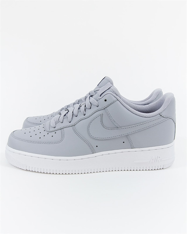 99688528f0f Nike Air Force 1 07 | AA4083-010 | Gray | Sneakers | Skor | Footish