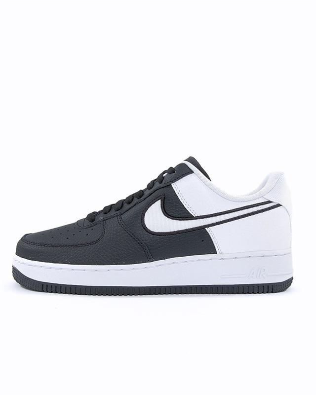 nike air force 1 07 lv8 zwart