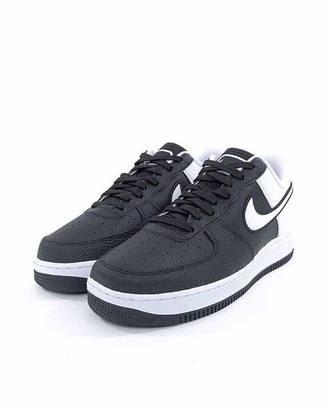 Nike Air Force 1 07 Low AO2439 001 Unisex Joggesko (Svart