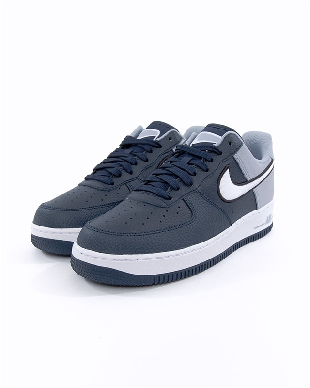 cheap for discount f78ae 35a03 Nike Air Force 1 07 LV8 1   AO2439-400   Blue   Sneakers   Skor ...