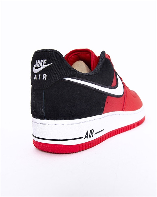 differently aef66 177ef Nike Air Force 1 07 LV8 1   AO2439-600   Red   Sneakers   Skor   Footish