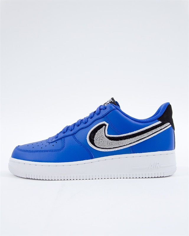 Nike Air Force 1 07 LV8 - 823511-409 - Blue - Footish  If you re ... 818819f03