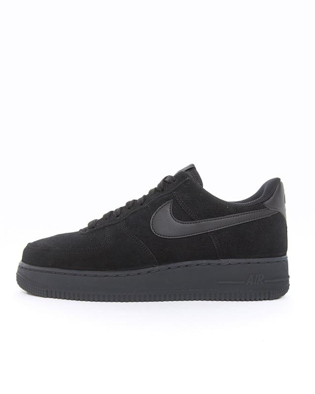 Nike Air Force 1 07 LV8 | BQ4329 002 | Svart | Sneakers | Skor | Footish