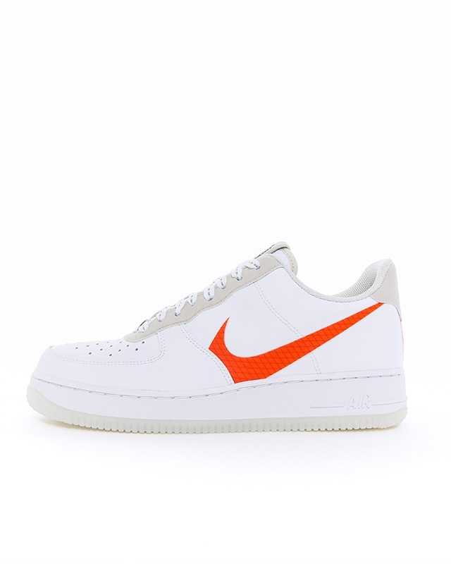 Nike Air Force 1 07 LV8 | CD0888 100 | White | Sneakers | Skor | Footish