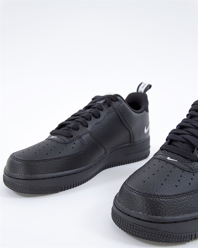 66a3dc95df7b0 Nike Air Force 1 07 LV8 Utility | AJ7747-001 | Black | Sneakers ...