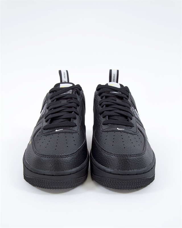 Nike Air Force 1 07 LV8 Utility | AJ7747 001 | Black | Sneakers | Skor | Footish