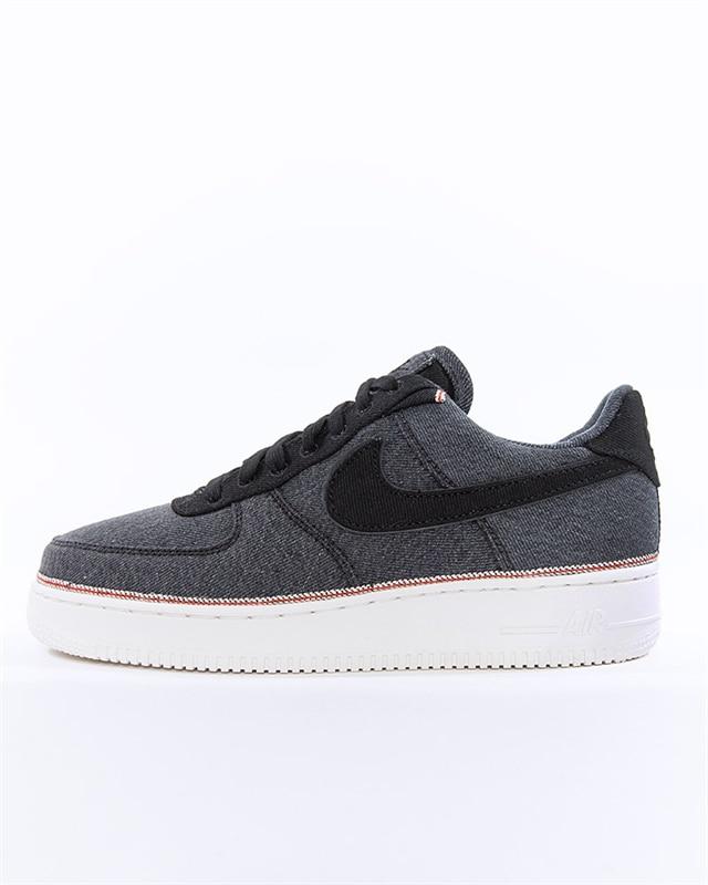 Nike Air Force 1 07 Premium   905345 006   Svart   Sneakers   Skor   Footish
