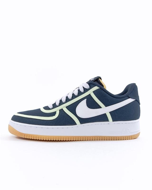 Nike Air Force 1 07 Premium | CI9349 400 | Blå | Sneakers | Skor | Footish