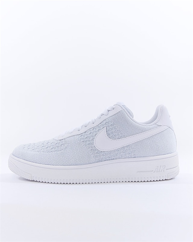 adda38678 Nike Air Force 1 Flyknit 2.0 | AV3042-100 | White | Sneakers | Skor ...