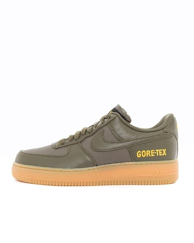 Nike Air Force 1 GTX | CK2630 200 | Grön | Sneakers | Skor | Footish