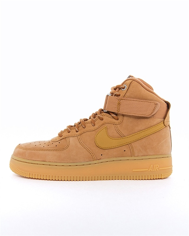 Nike Air Force 1 High 07 | CJ9178 200 | Brown | Sneakers | Skor | Footish