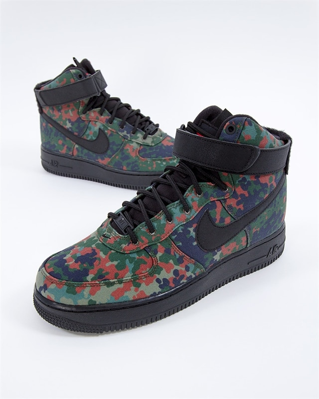 low priced 1c454 c0f32 Nike Air Force 1 High 07 LV8  BQ1669-300  Green  Sneakers  S