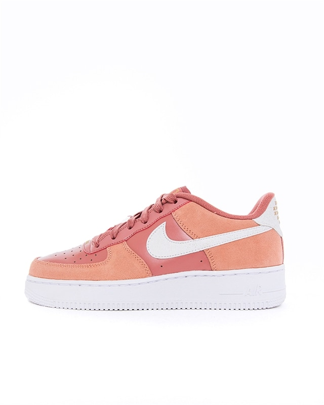 Nike Air Force 1 LV8 Valentines Day (GS) | CD7407 600 | Rosa | Sneakers | Skor | Footish