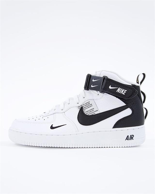 Nike Air Force 1 Mid 07 LV8 | 804609 103 | Vit | Sneakers | Skor | Footish
