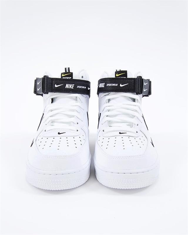Nike Air Force 1 Mid' 07 LV8 804609 100, Herr, Vit Skor
