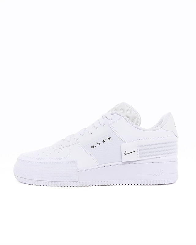 Nike Air Force 1 Type-2 | CT2584-100 | White | Sneakers | Shoes | Footish