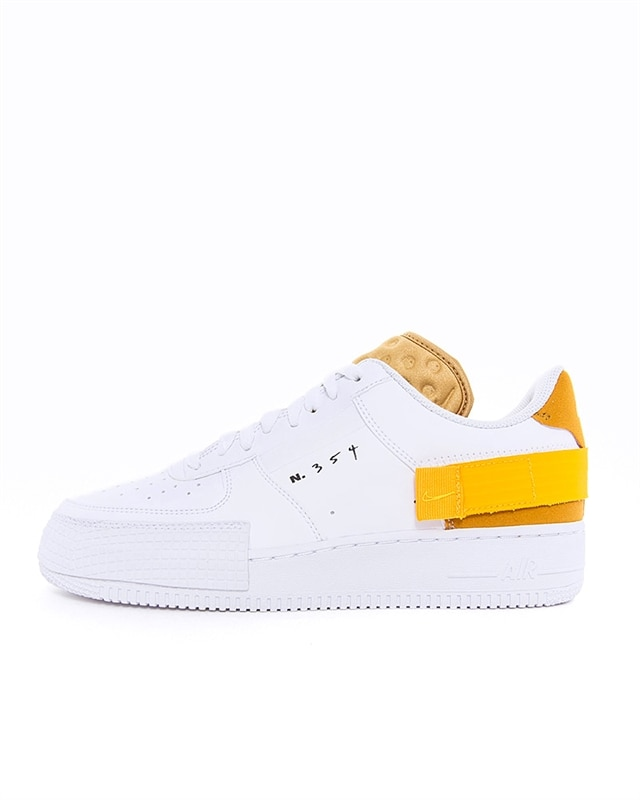 Nike Air Force 1 Type | AT7859 100 | White | Sneakers | Skor | Footish