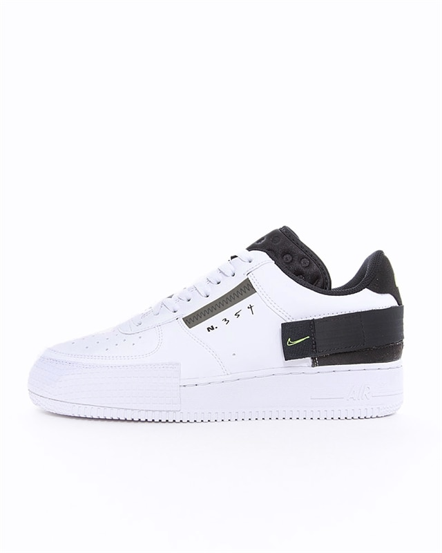Nike Air Force 1 Type | AT7859 101 | Vit | Sneakers | Skor | Footish