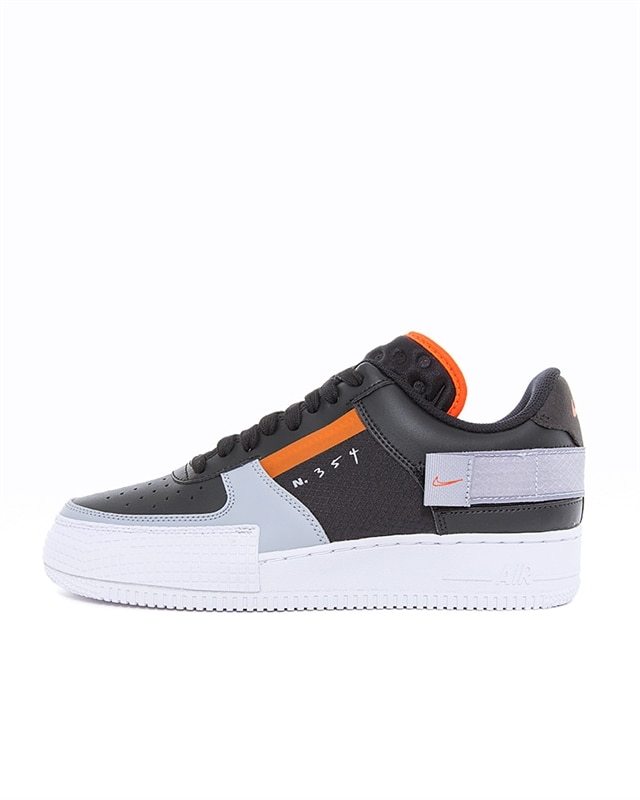 Nike Air Force 1 Type | CQ2344 001 | Black | Sneakers | Skor | Footish