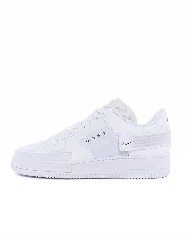 Nike Air Force 1 Type | CQ2344 101 | White | Sneakers | Skor | Footish