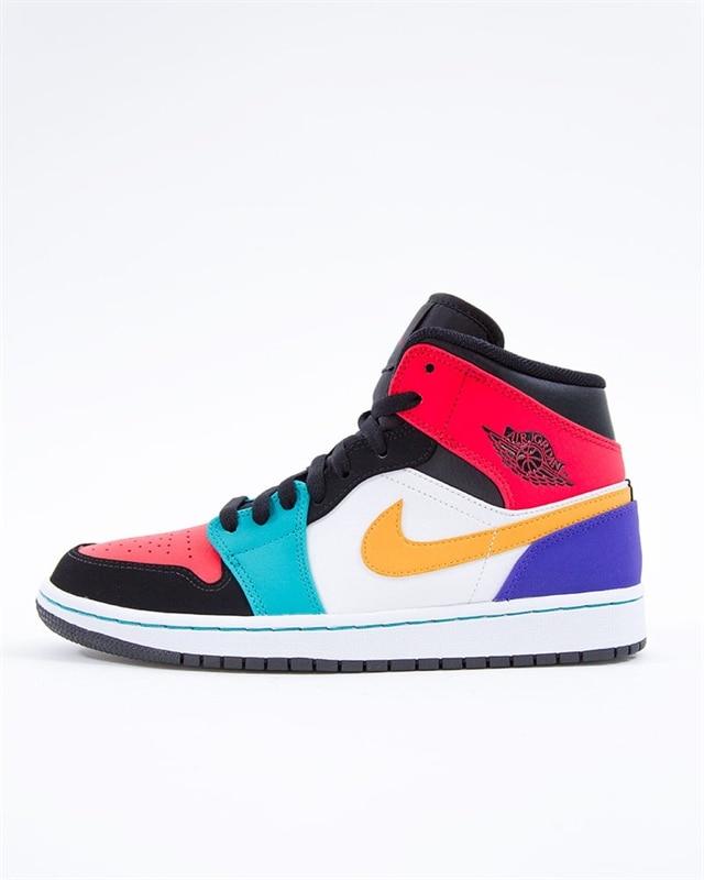 f9c5635e141516 Nike Air Jordan 1 Mid (554724-125)