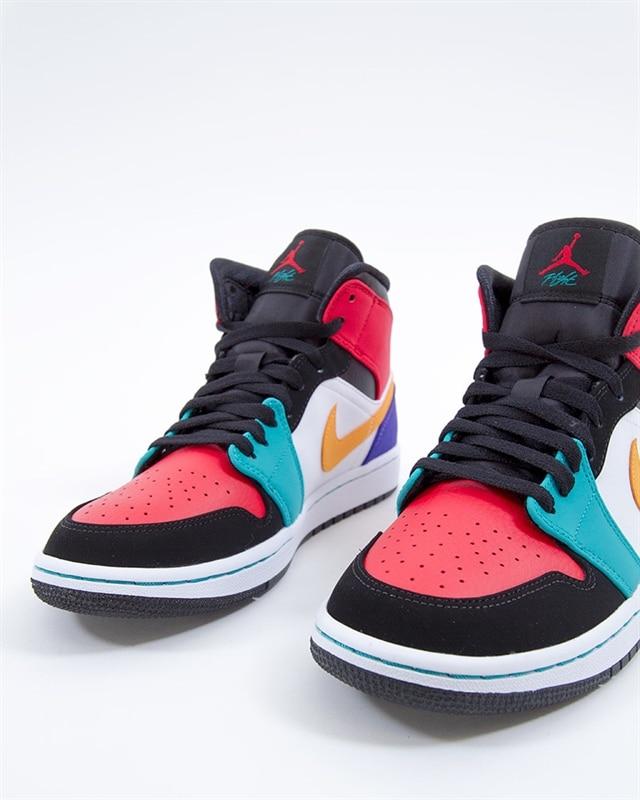 sports shoes a2636 97d03 Nike Air Jordan 1 Mid (554724-125). 1