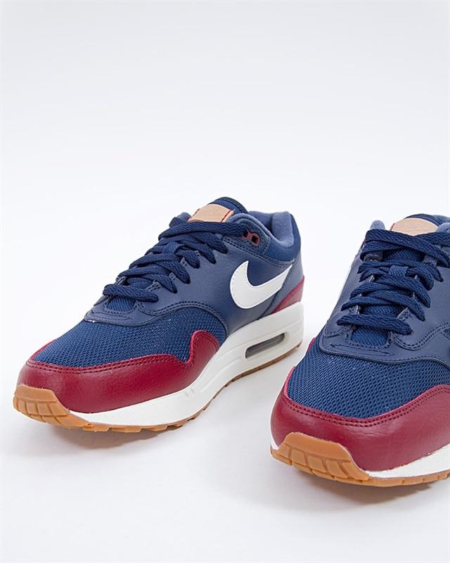 best sneakers 7b8a5 8a27e Nike Air Max 1   AH8145-400   Blue   Sneakers   Skor   Footish