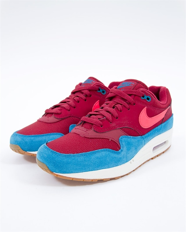 Nike Air Max 1 Premium Takes on a Turquoise Suede Just in