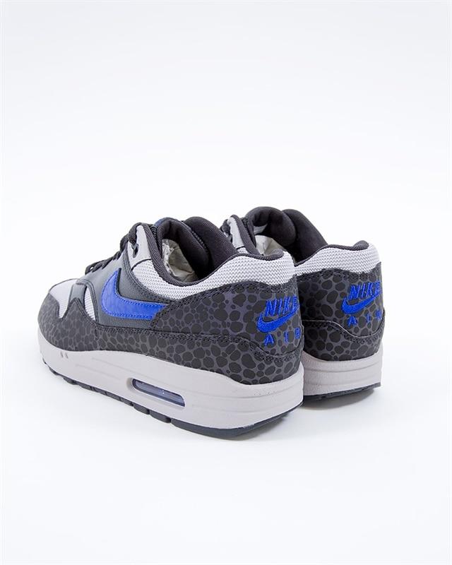 Nike Air Max 1 SE Reflective Off NoirHyper Blue Atmosphere Grey BQ6521 001