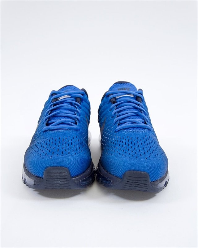outlet store ea2ae 36a7d Nike Air Max 2017   AT0044-400   Blå   Sneakers   Skor   Footish