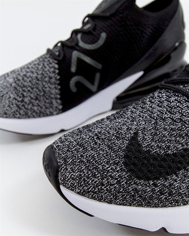 Nike Air Max 270 Flyknit | AO1023 001 | Black | Sneakers | Skor | Footish