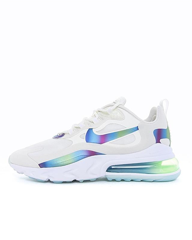 Nike Air Max 270 React 20 | CT5064 100 | Vit | Sneakers | Skor | Footish