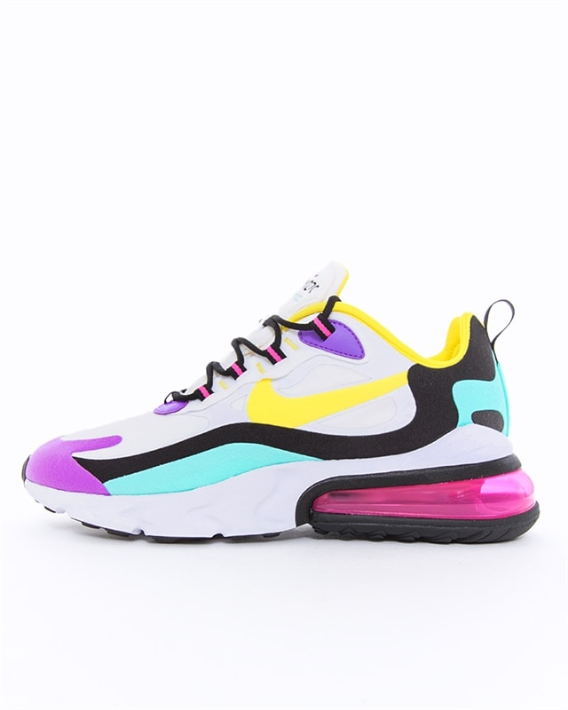 Nike Air Max 270 React | AO4971 101 | Vit | Sneakers | Skor | Footish
