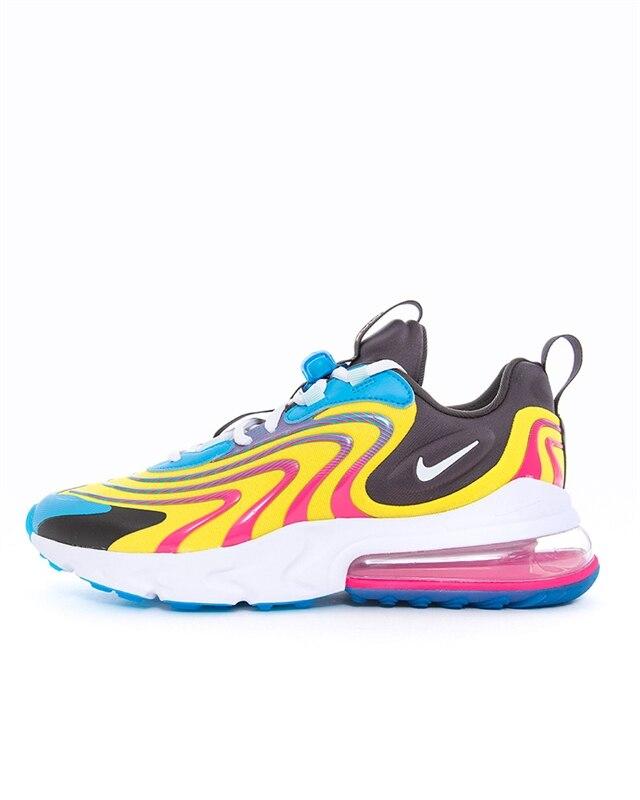 Nike Air Max 270 React ENG | CD0113 400 | Blue | Sneakers | Skor | Footish