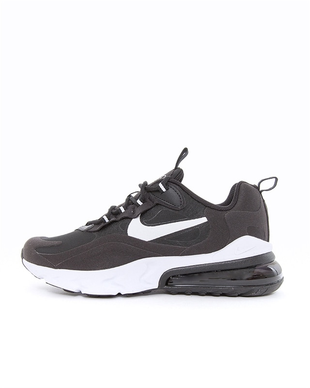 Nike Nike Air Max 270 React (Gs) (Svart) Sneakers på