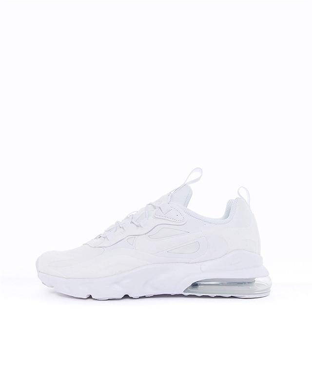Nike Air Max 270 React (PS) | BQ0102 100 | Vit | Sneakers | Skor | Footish