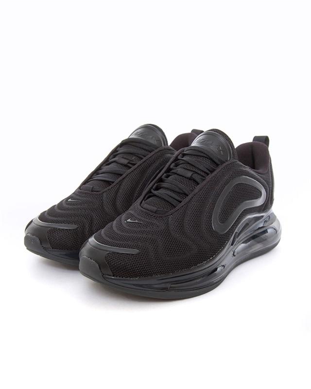 Nike Air Max 720 (GS)   AQ3196 006   Svart   Sneakers   Skor   Footish