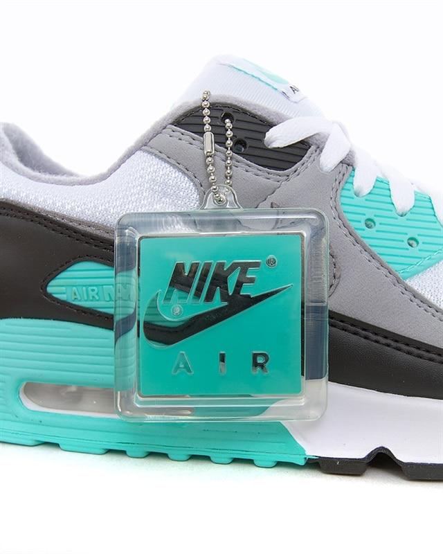 Köp nu Dam Nike Air Max 90 Essential Vit Hyper Rosa cool