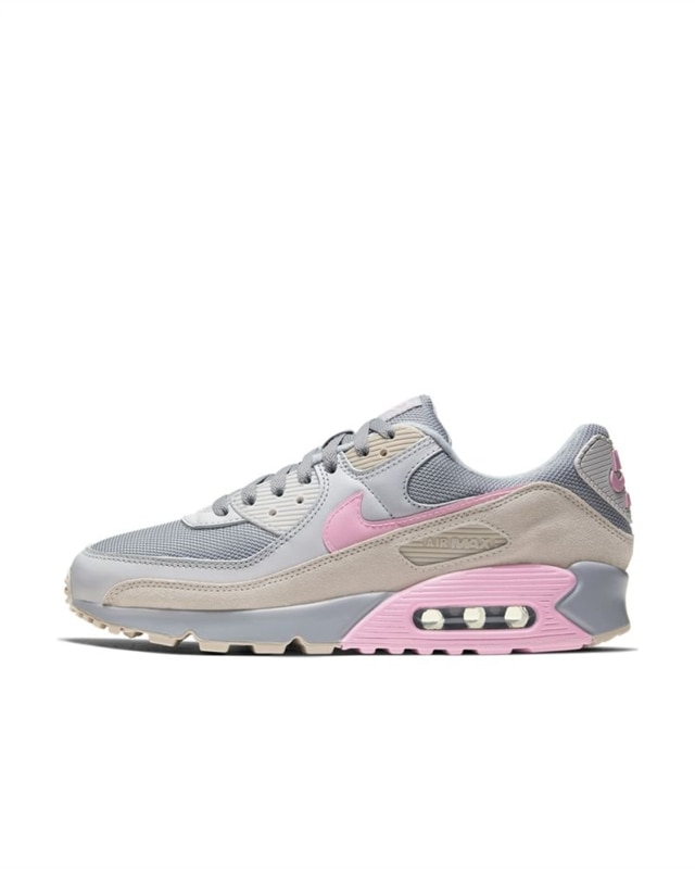 Nike Air Max 90 | CW7483 001 | Gray | Sneakers | Shoes | Footish