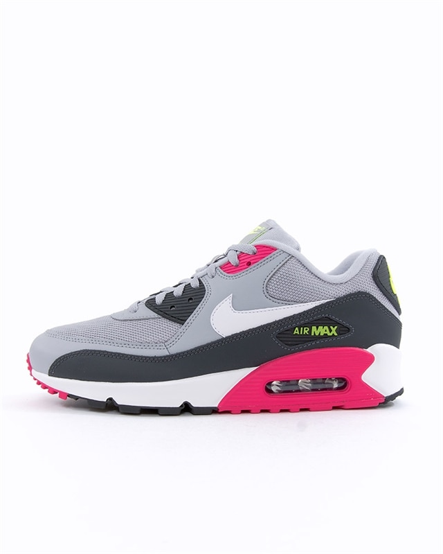 Nike Air Max Thea gymnastikskor  Skor Footish.se    Nike Air Max 90 Essential   title=         AJ1285 020         Grå   Sneakers