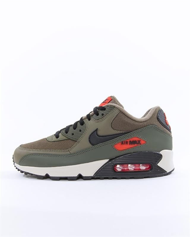Nike Air Max 90 Essential | AJ1285 205 | Green | Sneakers | Skor | Footish