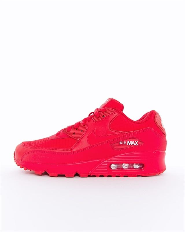Nike Air Max 90 Essential | AJ1285 602 | Red | Sneakers | Skor | Footish