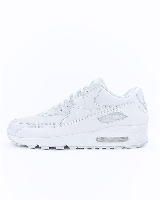 Details about Nike Air Max 90 Leather UK 14 EUR 49.5 Ture White 302519 113 New