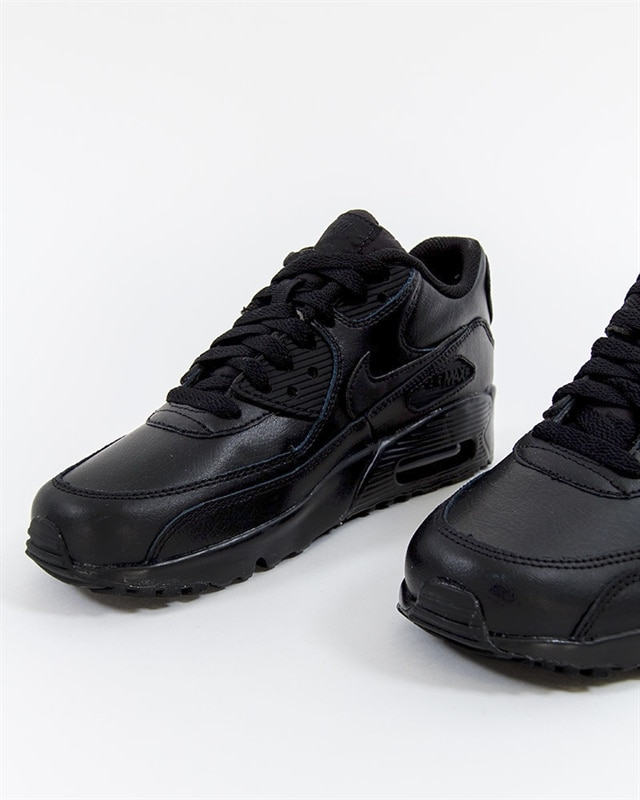 pick up cd049 e4ca4 Nike Air Max 90 Leather (GS) (833412-001). 1