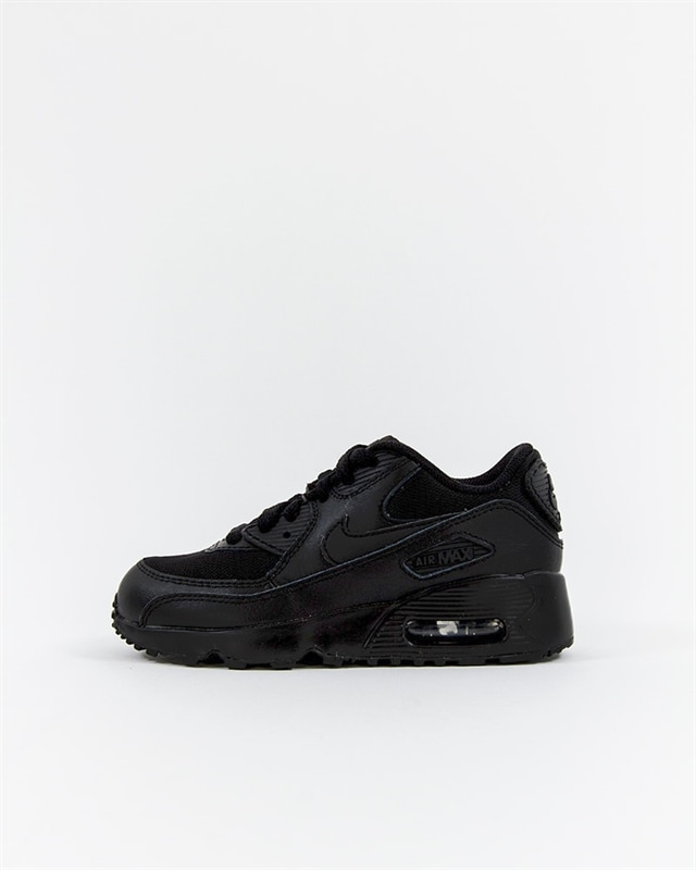 Nike Air Max 90 Mesh (PS) Pre School 833420 001 Black Footish: If you're into sneakers