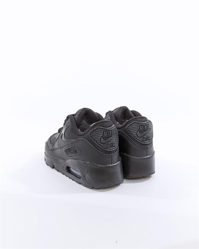 Nike Air Max 90 Mesh (PS) Pre School | 833420 001 | Svart | Sneakers | Skor | Footish