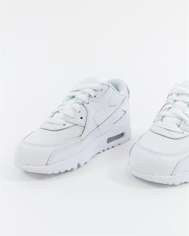 Nike NIKE AIR MAX 90 PREM MESH (PS) (Vit) Sneakers på
