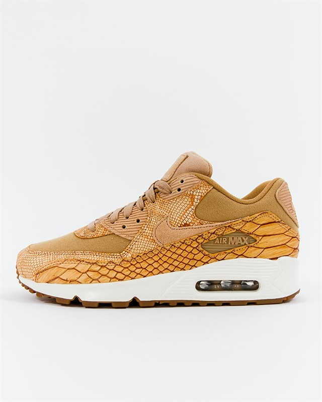 timeless design 19076 b99a1 Nike Air Max 90 Premium Leather - AH8046-200 - Brown - Footish: If you're  into sneakers