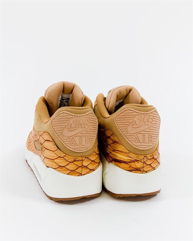 size 40 62ead c7426 Nike Air Max 90 Premium Leather - AH8046-200 - Brun - Footish  If ...