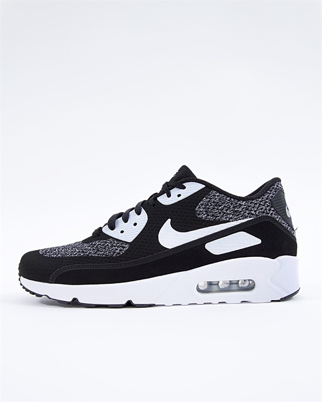 huge selection of 2d77f e5f82 Nike Air Max 90 Ultra 2.0 Essential - 875695-019 - Black - Footish: If ...